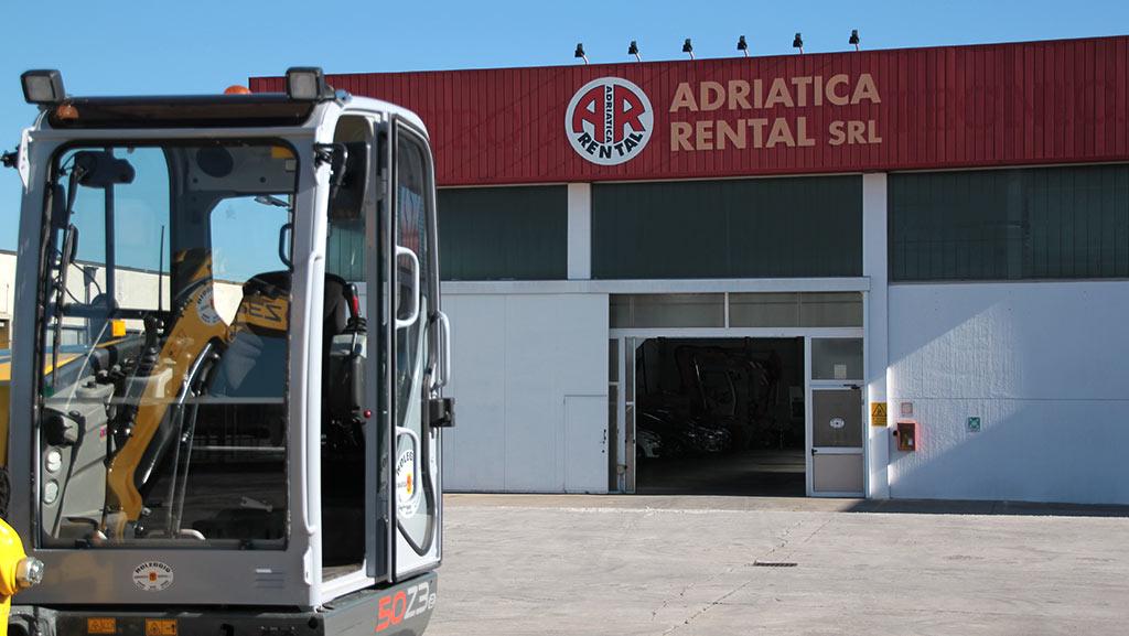 Adriatica Rental Srl - Formazione