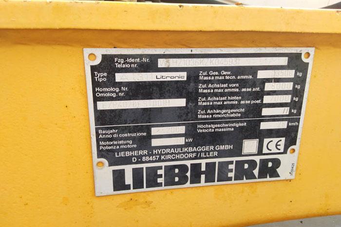 Liebherr A 311