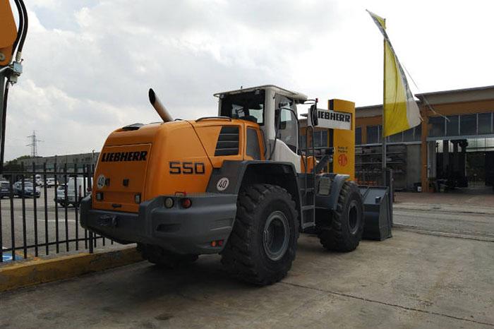 LIEBHERR L 550 6